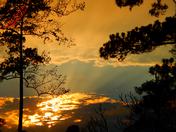 Monday Slidell Sunset