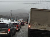 Killington accident scene