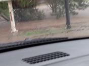 Flooding in Calhoun Falls