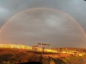 Rainbow at Ranch