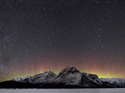 Minnewanka Lights