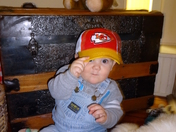 I tip my hat to the Chiefs.  Good luck Saturday.