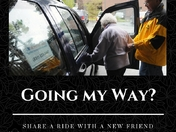 Even one ride a week can make a difference!