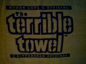 talking terrible towel