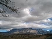 Clouds Over Sandias