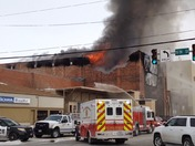 Fort Dodge Warehouse Fire