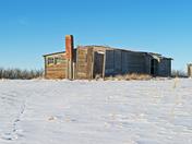 The Little House on the Prairie..
