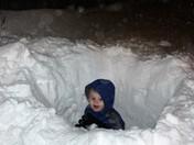 Super Snow in Camp Hill