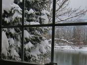 Winter Through My Window.