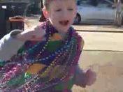 Happy Mardi Gras