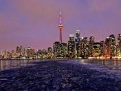 Toronto--night