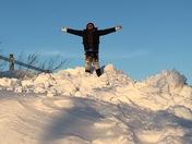 Cordé, King of the snow