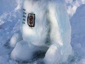 Snow R2-D2