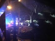 Police chase north Braddock