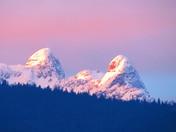 The Lion twin peaks