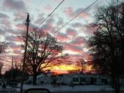 7:25 sunrise!!
