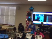Panthers Pep Rally @ PACE of the Triad adult day health center