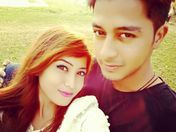 Cute lovers picture
