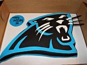 Panther's Cake