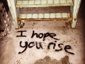 Hopeful Graffiti
