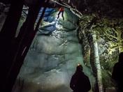 Ice Climbing Calobogie