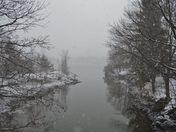 Snowy Stroudwater