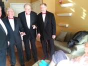 Singing Valentine's come to hospice patients