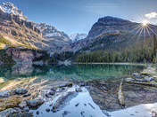 Majestic Lake O'Hara