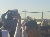 Pope Francis in Juarez, Mexico