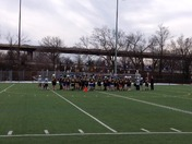 Lutherville-Timonium Lacrosse tribute to slain officer