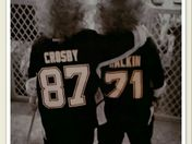 2 year old twins -Young Penguin fans