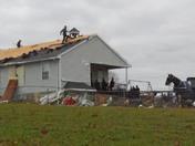 Tornado near White Horse, PA