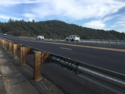 Activity on Foresthill bridge