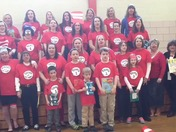 Ruggles Lane School Celebrates Reading!!!