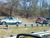 Accident on 52
