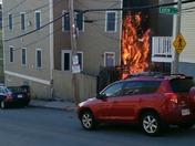 Charlestown Fire