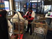 AARP Volunteers located at various Safeway stores