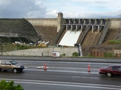 Folsom Dam is running again.