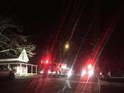 Orrs Island House fire