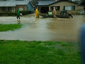 Flooding in Canton Ms