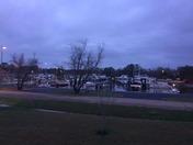 Beau Chene Marina flooding