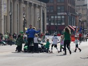 ST PATRICK'S DAY DOWNTOWN PARADE