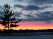 An Ontario Sunset