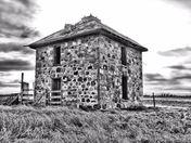 old prairie house stone