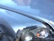 Bentley Crash