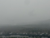 snowy Center Harbor