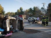 Motor vehicle accident Scarborough