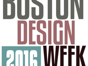 Boston Design Week 2016