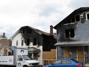 After the Fire @ 23 S. Maple St, Ephrata, Pa.