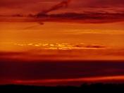 sunset/clouds  3-25-2016